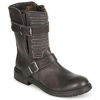 Schoenen Dames Laarzen Fru.it ARLINE Zwart