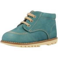 Schoenen Jongens Laarzen Landos 61S74 Blauw