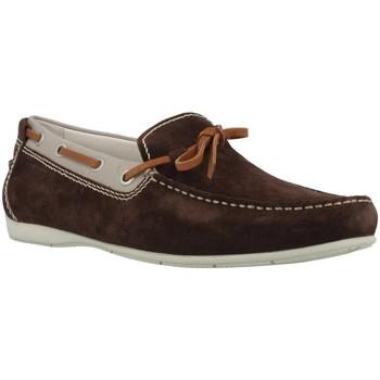 Schoenen Heren Bootschoenen Stonefly SUNNY 5 Bruin