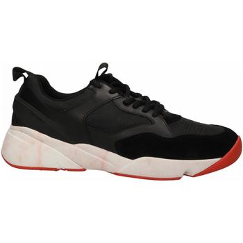 Schoenen Heren Lage sneakers Cromier TECNOnylon black-nero