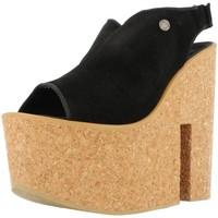 Schoenen Dames Sandalen / Open schoenen Istome SASHA 1 Zwart