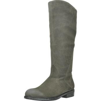 Schoenen Dames Hoge laarzen Stonefly CLYDE 7 Bruin