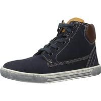 Schoenen Jongens Hoge sneakers Chicco CLOVER Blauw