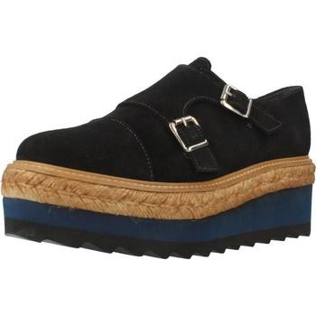 Schoenen Dames Mocassins Mamalola 532J Zwart