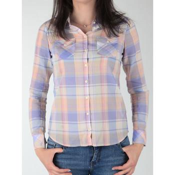 Textiel Dames Overhemden Wrangler Western Shirt W5045BNSF Multicolor