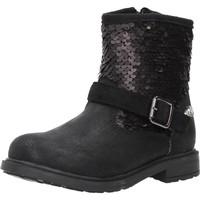 Schoenen Meisjes Laarzen Lulu 65611 Zwart