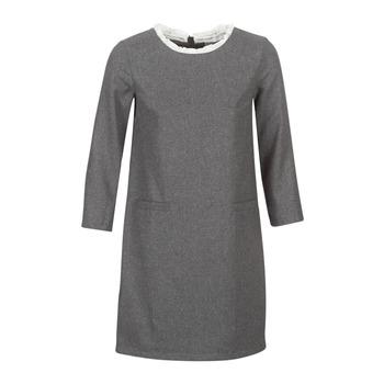 Textiel Dames Korte jurken Betty London LABAMA Grijs