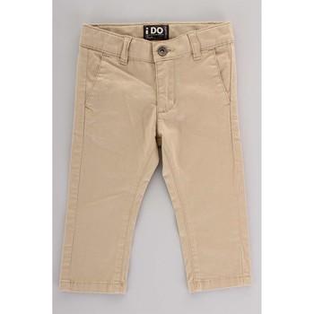 Textiel Kinderen Cargobroek Ido 4U230 Beige