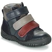 Schoenen Jongens Laarzen André NOAM Marine