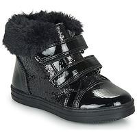 Schoenen Meisjes Hoge sneakers André JUDITH Zwart