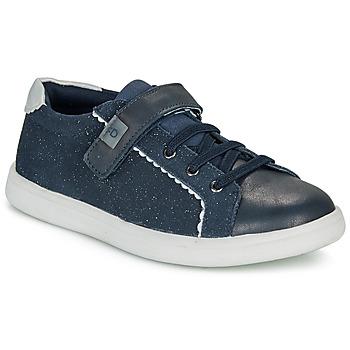 Schoenen Meisjes Lage sneakers André EUGENIA Zwart