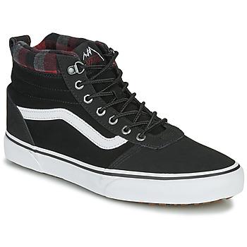 Schoenen Heren Hoge sneakers Vans WARD NR MON Zwart