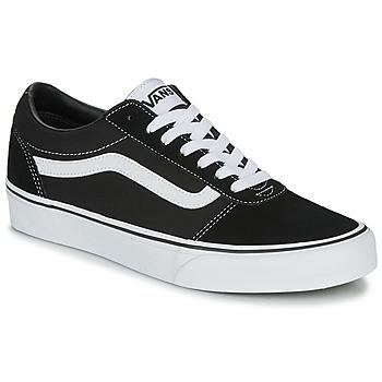 Schoenen Heren Lage sneakers Vans WARD M Zwart