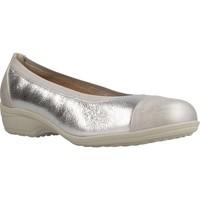Schoenen Dames Ballerina's Pinoso's 6842 M Zilver