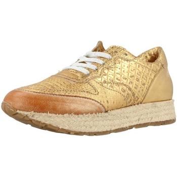 Schoenen Dames Lage sneakers Mjus 677101 Goud