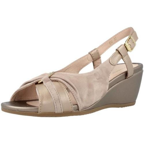 Schoenen Dames Sandalen / Open schoenen Stonefly SWEET II Bruin