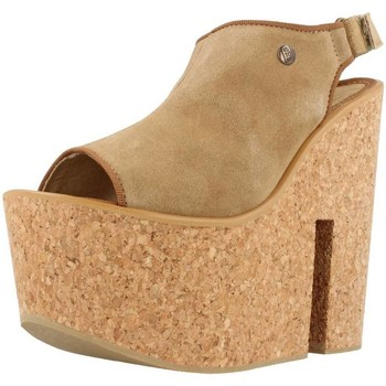 Schoenen Dames Sandalen / Open schoenen Istome SASHA 1 Bruin