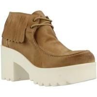 Schoenen Dames Low boots Istome SARA 5 Bruin