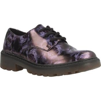 Schoenen Meisjes Derby & Klassiek Geox J CASEY G Violet