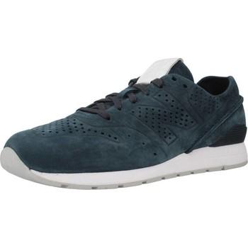 Schoenen Dames Lage sneakers New Balance MRL996 DN Blauw