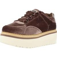 Schoenen Dames Lage sneakers Coolway DYLAN Bruin