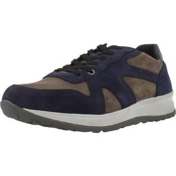Schoenen Heren Lage sneakers Stonefly STONE 2 Blauw