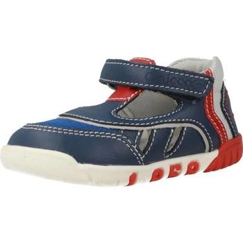 Schoenen Jongens Sandalen / Open schoenen Chicco GRADO Blauw
