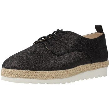 Schoenen Dames Derby & Klassiek Chika 10 KEIRA 01 Zwart