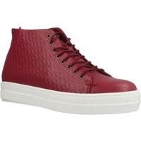 Schoenen Dames Hoge sneakers Gas ROMA ETNICO Rood
