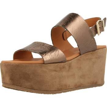 Schoenen Dames Sandalen / Open schoenen Alpe 3423 R3 Bruin