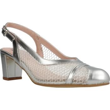 Schoenen Dames pumps Piesanto 1232 Zilver