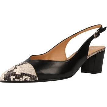 Schoenen Dames pumps Platino 1175747 Zwart