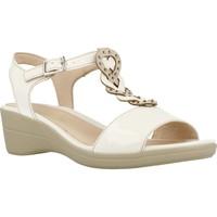 Schoenen Dames Sandalen / Open schoenen Stonefly VANITY III 11 Wit