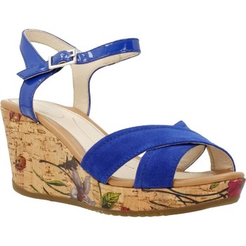 Schoenen Dames Sandalen / Open schoenen Stonefly MARLENE II 5 Blauw