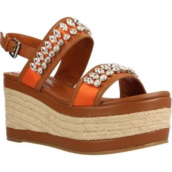 Schoenen Dames Sandalen / Open schoenen Bruno Premi K3700X Bruin