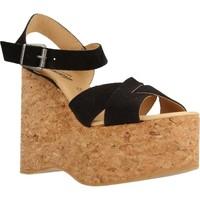 Schoenen Dames Sandalen / Open schoenen Mamalola 71524 Zwart