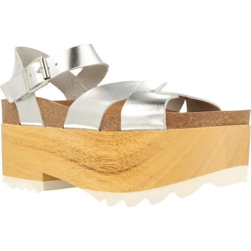 Schoenen Dames Sandalen / Open schoenen Mamalola 71527 Zilver