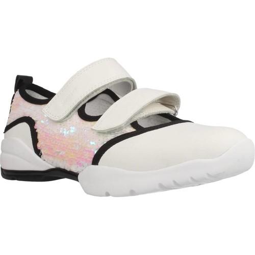 Schoenen Dames Sandalen / Open schoenen Geox D SFINGE Wit