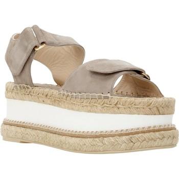 Schoenen Dames Sandalen / Open schoenen Equitare 72325 Grijs