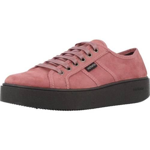 Schoenen Meisjes Lage sneakers Victoria 1260116 Roze