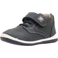 Schoenen Jongens Hoge sneakers Garvalin 171317 Blauw