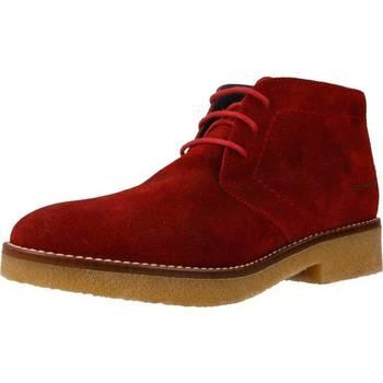 Schoenen Dames Derby Xicc Shoes EX212 Rood