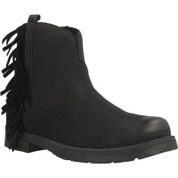 Schoenen Meisjes Laarzen Lulu WENDY Zwart