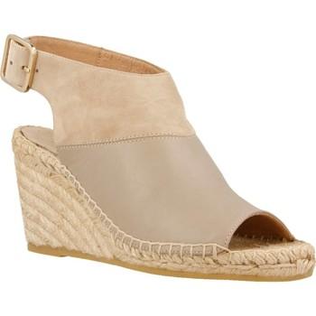 Schoenen Dames Espadrilles Equitare JONES26 Bruin
