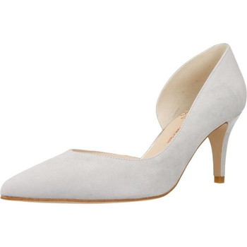Schoenen Dames pumps Angel Alarcon 17558 309 Wit