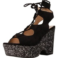 Schoenen Dames Sandalen / Open schoenen Angel Alarcon 16625A Zwart