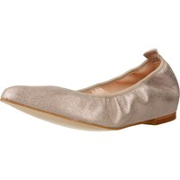 Schoenen Dames Ballerina's Mikaela 17021 Grijs