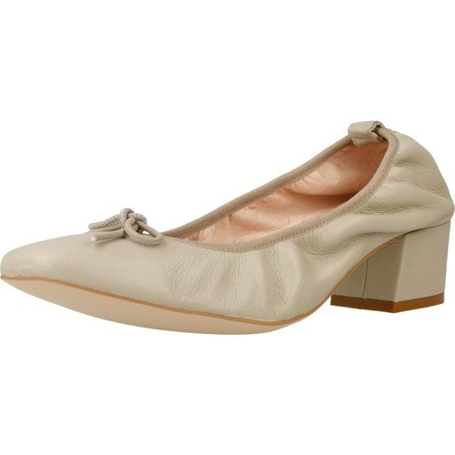 Schoenen Dames Ballerina's Mikaela 17018 Grijs