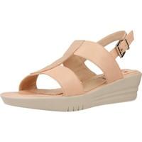 Schoenen Dames Sandalen / Open schoenen Mikaela 17089 Roze