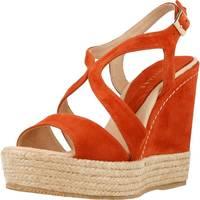 Schoenen Dames Sandalen / Open schoenen Equitare JONES29 Bruin